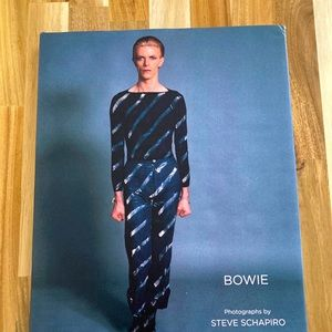 David Bowie Coffee Table Book